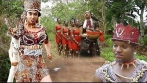 Video: Heart Of A Warrior Princess 1 - 2018 Latest Nigerian Nollywood Movies